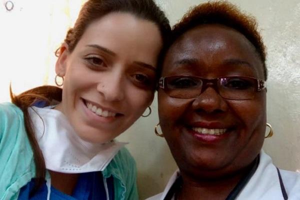 vidaedu voluntariado internacional saude medico quenia