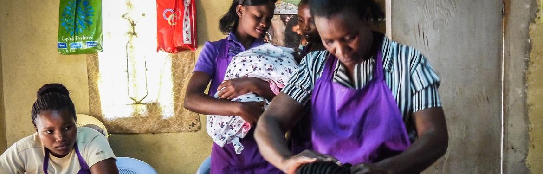 Projeto Women Empowerment no Quénia