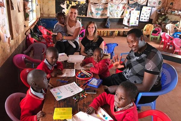 vidaedu volunteer international social criancas kenya
